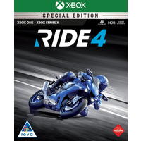RIDE 4 - Special Steelbook Edition (Xbox One / Xbox Series X)