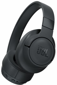 JBL TUNE 750BTNC Wireless Bluetooth Over-Ear ANC Headphones (Black) - Cover