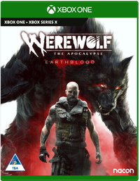 Werewolf: The Apocalypse - Earthblood (Xbox One / Xbox Series X) - Cover