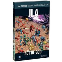 JLA: Act of God - Eaglemoss DC Comics Graphic Novel Collection (Hardcover)