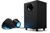 Logitech - G560 LIGHTSYNC RGB Gaming 2.1 Speakers