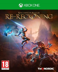 Kingdoms of Amalur Re-Reckoning (Xbox One) - Cover