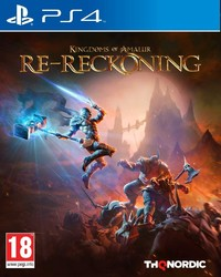 Kingdoms of Amalur Re-Reckoning (PS4) - Cover
