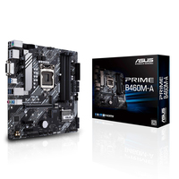 ASUS PRIME B460M-A Intel Socket 1200 for 10th Gen Motherboard - Cover