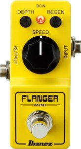 Ibanez FLMINI Flanger Effects Pedal