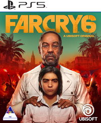 Far Cry 6 (PS5) - Cover