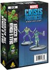 Marvel Crisis Protocol - Drax and Ronan the Accuser Expansion (Miniatures)