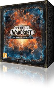 World of Warcraft: Shadowlands - Collector's Edition (PC) - Cover