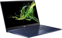 Acer Swift 5 SF514-54T-70G3 i7-1065G7 8GB RAM 512GB NVMe SSD WIFI + BT FPR Win 10 Pro 14 inch Touch Screen Notebook - Charcoal Blue