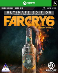 Far Cry 6 - Ultimate Edition (Xbox One / Xbox Series X) - Cover