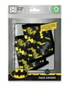 Batman - Camo Logo Covering (Pack of 2) (Face Covering)