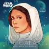 Star Wars Women of the Galaxy 2021 Wall Calendar - Lucasfilm Ltd (Calendar)