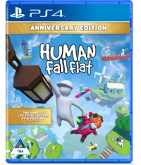 Human: Fall Flat - Anniversary Edition (PS4) - Cover