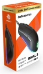 SteelSeries - RIVAL 3 Wired Gaming Mouse - Black (PC)