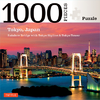 Tokyo Skyline Jigsaw Puzzle - 1,000 Pieces: The Rainbow Bridge and Tokyo Tower (Finished Size 24 in X 18 In) - Tuttle Publishing (Calendar)