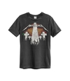 Metallica - Master of Puppets Revamp Amplified Vintage T-Shirt - Charcoal (XX-Large)