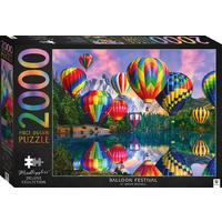 Balloon Festival Puzzle - Mindbogglers Deluxe Edition (2000 Pieces)