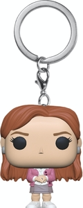Funko Pop! Keychain - The Office - Pam Beesly