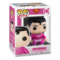 Funko Pop! Heroes - Breast Cancer Awareness - Superman