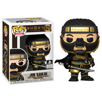 Funko Pop! Games - Ghost of Tsushima - Jin Sakai - Cover