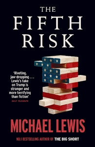 The Fifth Risk - Michael Lewis (Paperback) - Cover