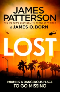 Lost - James Patterson (Trade Paperback) - Cover
