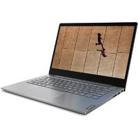 Lenovo - ThinkBook i5-1035G1 8GB RAM 512GB SSD Wi-Fi Win 10 Pro 14 inch Notebook - Mineral Grey