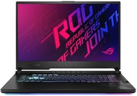 ASUS ROG STRIX G17 i7-10750H 17.3 inch GTX 1660 Ti 16GB Notebook - Cover