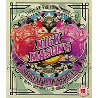 Nick Mason ( Saucerful of Secrets ) - Live At the Roundhouse (Region A Blu-ray)
