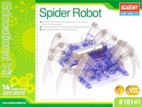 Academy - Spider Robot (Plastic Model Kit) - Cover