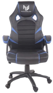 RogueWare Forza Series Black/Blue Gaming Chair - Cover