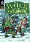The Witch in the Wardrobe - Ailynn Collins (Hardcover)