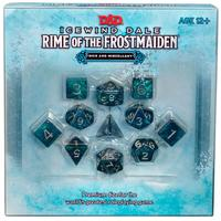 Dungeons & Dragons - Icewind Dale: Rime of the Frostmaiden Dice Set (Role Playing Game)