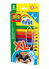 Ses Educational Goods - My First Coloured Pencils (8 Pieces)