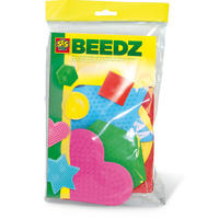 Ses Educational Goods - Iron On Beads Pegboards - Small (5 Pieces)