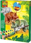 Ses Educational Goods - Casting & Painting - Triceratops