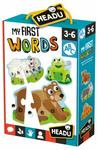 Headu Educational Puzzles - My First Words