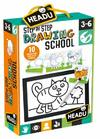Headu Educational Puzzles - Step By Step Drawing School