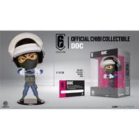 Ubisoft Chibi Figurine - Rainbow Six Collection Series 5 - Doc