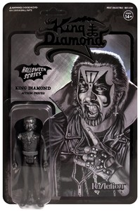 King Diamond - Reaction Figure - Black - Cover