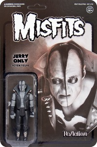 Misfits - Reaction Figure - Jerry Only (Black Series) - Cover