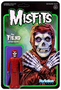 Misfits - Reaction Figure - the Fiend (Crimson Red) - Cover