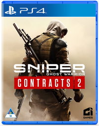 Sniper Ghost Warrior Contracts 2 (PS4) - Cover