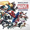 Who's Who In The Marvel Universe - Disney Storybook Art Team (Hardcover)