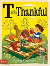 T Is For Thankful - Greg Paprocki (Board Book)