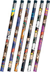 Harry Potter - Pencils (Pack of 6)
