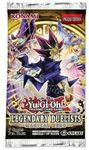 Yu-Gi-Oh! - Legendary Duelists - Magical Hero Single Booster [Unlimited Edition] (Trading Card Game)