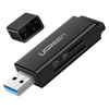 Ugreen USB 3.0 Multi-Card Reader TF/SD - Black