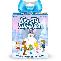 Frosty the Snowman - Follow the Leader Card Game (Card Game)