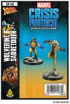 Marvel: Crisis Protocol - Wolverine and Sabertooth Pack (Miniatures)